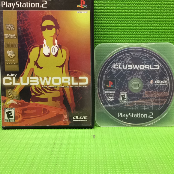 eJay Clubworld - Sony PS2 Playstation 2 | Disc Plus