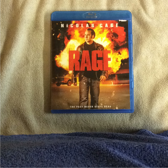 Rage - Blu-ray Action/Adventure 2014 NR | Disc Plus
