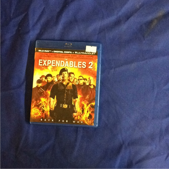 Expendables 2 - Blu-ray Action/Adventure 2012 R | Disc Plus