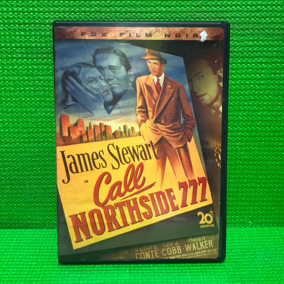 Call Northside 777 Special Edition - DVD Mystery/Suspense 1948 NR | Disc Plus