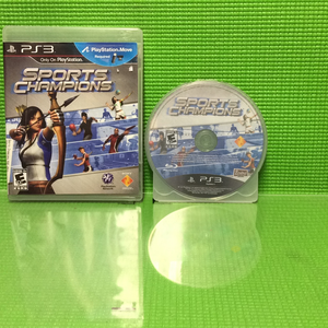 Sports Champions - Sony PS3 Playstation 3 | Disc Plus