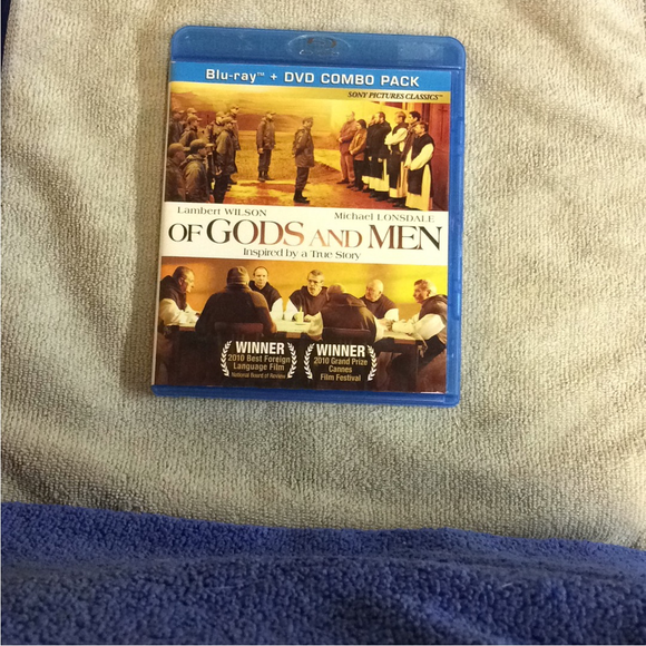 Of Gods And Men - Blu-ray Foreign 2010 PG-13 | Disc Plus