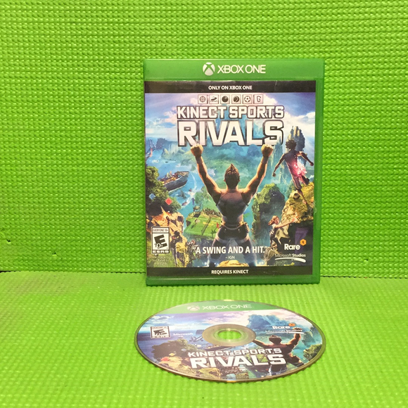 Kinect Sports: Rivals - Microsoft Xbox One | Disc Plus