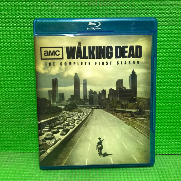 Walking Dead: The Complete 1st Season - Blu-ray TV Classics 2010 NR | Disc Plus