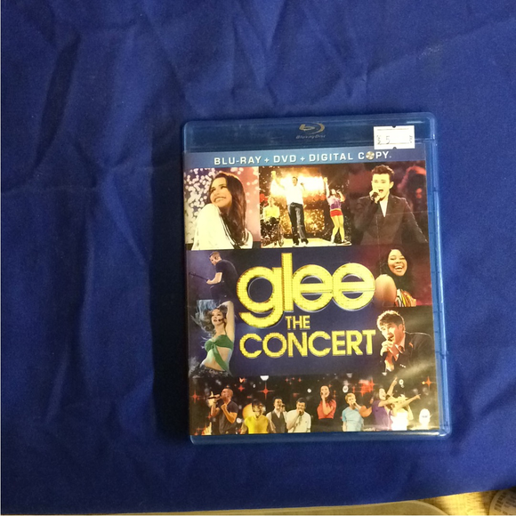 Glee: The Concert Movie - Blu-ray Music 2011 NR | Disc Plus