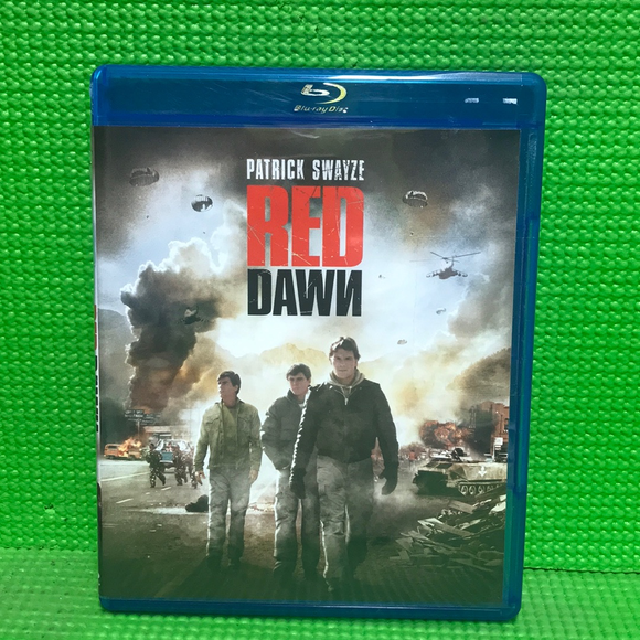 Red Dawn - Blu-ray War 1984 PG-13 | Disc Plus