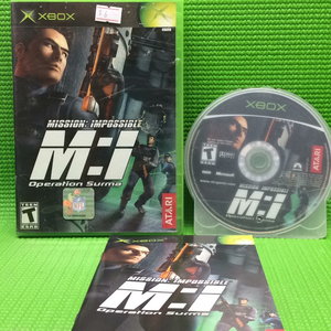 Mission Impossible: Operation Surma - Microsoft Xbox | Disc Plus