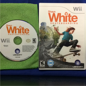 Shaun White Skateboarding - Nintendo Wii | Disc Plus