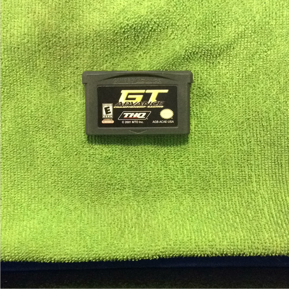 GT Advance Championship Racing - Nintendo GBA Gameboy Advance | Cartridge Only