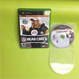 NFL Head Coach - Microsoft Xbox | Disc Plus