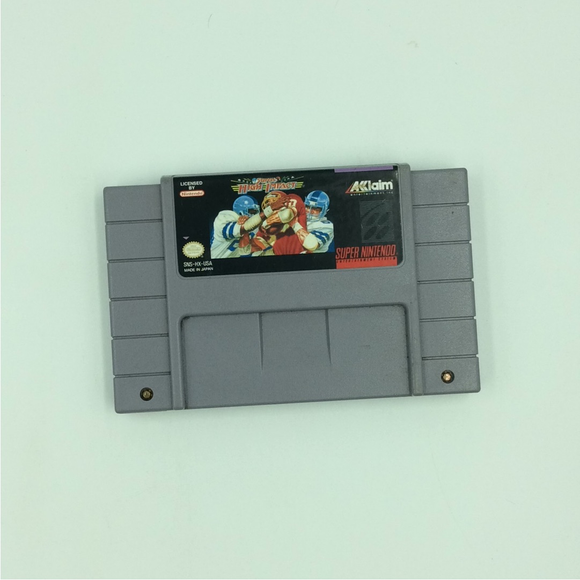 Super High Impact - Nintendo SNES Super | Cartridge Only