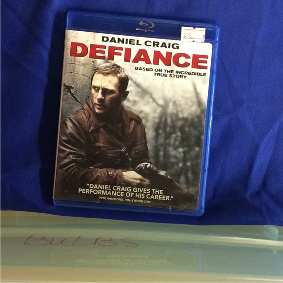 Defiance - Blu-ray Action/Adventure 1980 PG | Disc Plus