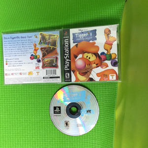 Tigger's Honey Hunt - Sony PS1 Playstation 1 | Disc Plus