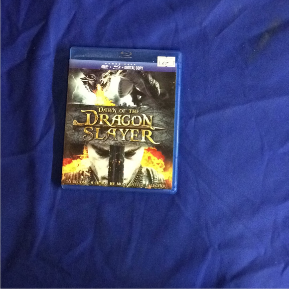 Dawn Of The Dragon Slayer - Blu-ray Fantasy 2011 PG-13 | Disc Plus