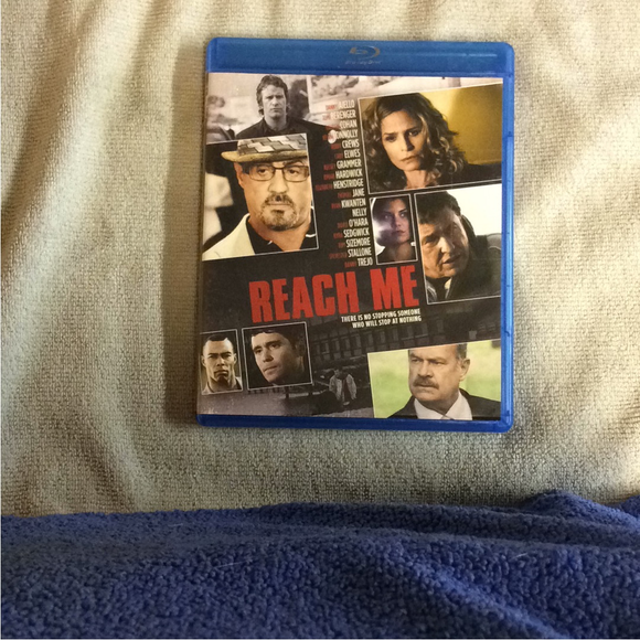 Reach Me - Blu-ray Drama 2014 R | Disc Plus