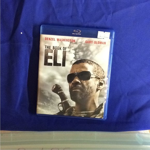 Book Of Eli - Blu-ray Fantasy 2010 R | Disc Plus