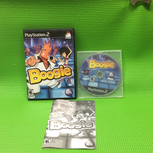 Boogie - Sony PS2 Playstation 2 | Disc Plus
