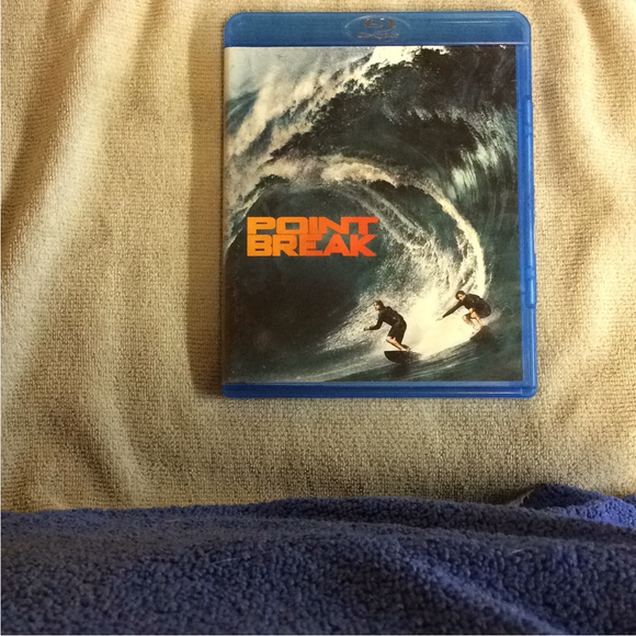 Point Break - Blu-ray Action/Adventure 2015 R | Disc Plus