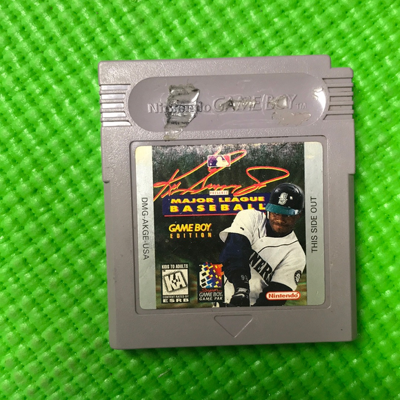 Ken Griffey Jr. Presents: Major League Baseball - Nintendo Gameboy | Cartridge Only
