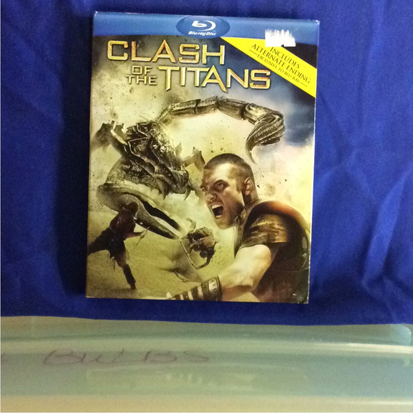 Clash Of The Titans - Blu-ray Fantasy 2010 PG-13 | Disc Plus