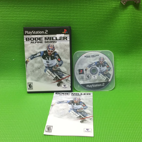 Bode Miller Alpine Skiing - Sony PS2 Playstation 2 | Disc Plus