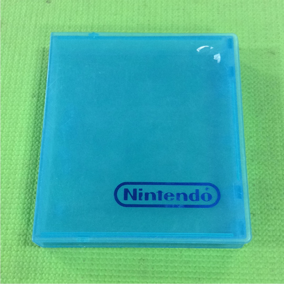 Cartridge Case | Official Blue - Nintendo NES | Used