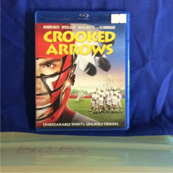 Crooked Arrows - Blu-ray Family 2012 PG-13 | Disc Plus