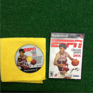 ESPN College Hoops 2K5 - Sony PS2 Playstation 2 | Disc Plus