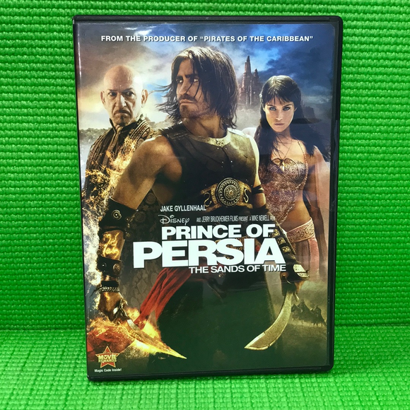 Prince Of Persia: The Sands Of Time - DVD Fantasy 2010 PG-13 | Disc Plus