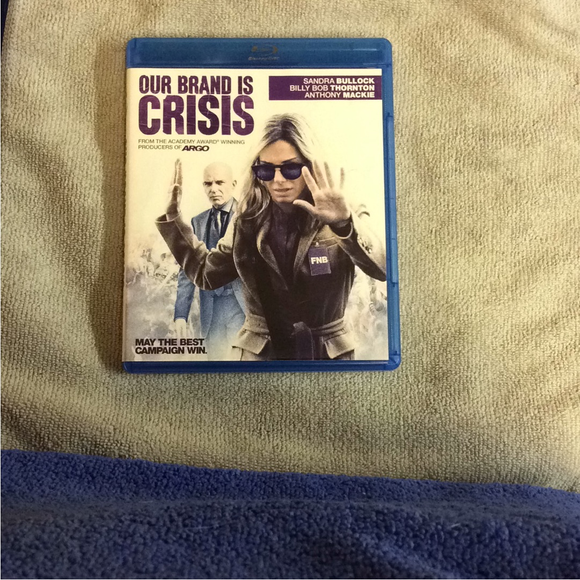 Our Brand Is Crisis - Blu-ray Comedy 2015 R | Disc Plus