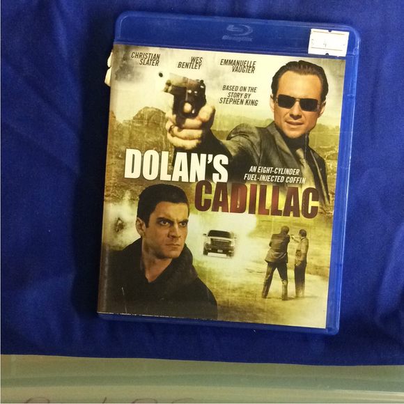 Dolan's Cadillac - Blu-ray Suspense/Thriller 2009 R | Disc Plus