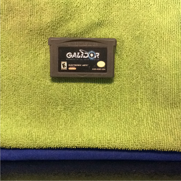 Galidor Defenders of the Outer Dimension - Nintendo GBA Gameboy Advance | Cartridge Only