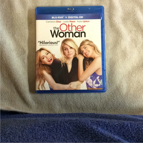 Other Woman - Blu-ray Comedy 2014 PG-13 | Disc Plus
