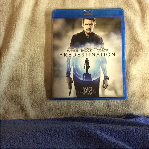 Predestination - Blu-ray SciFi 2014 R | Disc Plus
