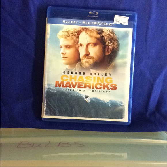Chasing Mavericks - Blu-ray Drama 2012 PG | Disc Plus