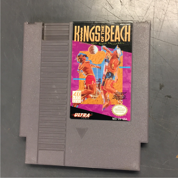 Kings of the Beach - Nintendo NES | Cartridge Only