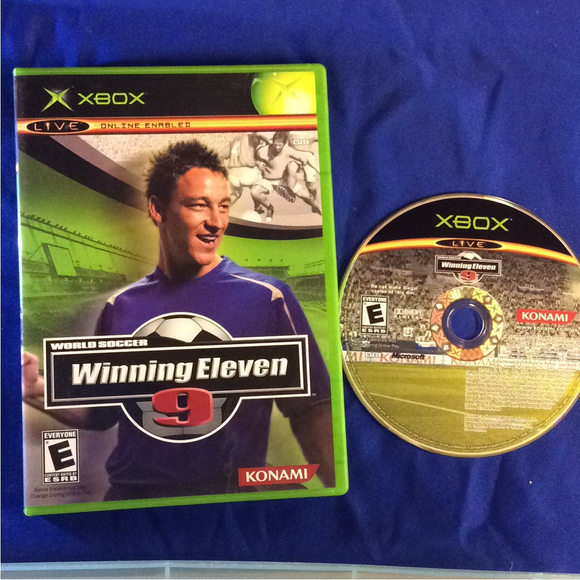 Winning Eleven 9 - Microsoft Xbox | Disc Plus