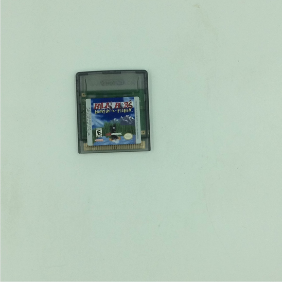 Billy Bob's Huntin'-n-Fishin' - Nintendo Gameboy Color | Cartridge Only