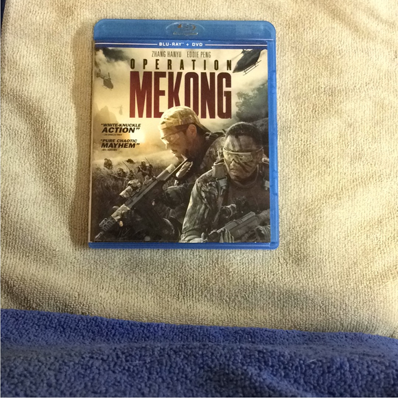 Operation Mekong - Blu-ray Foreign 2016 NR | Disc Plus