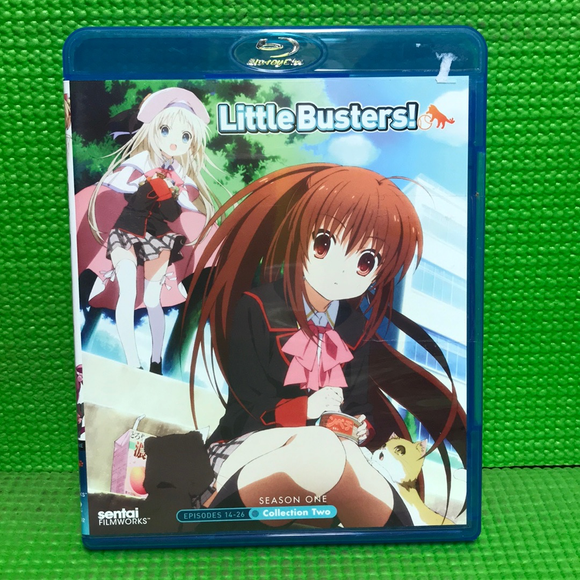 Little Busters!: Season 1: Collection 2 - Blu-ray Anime 2012 MA13 | Disc Plus