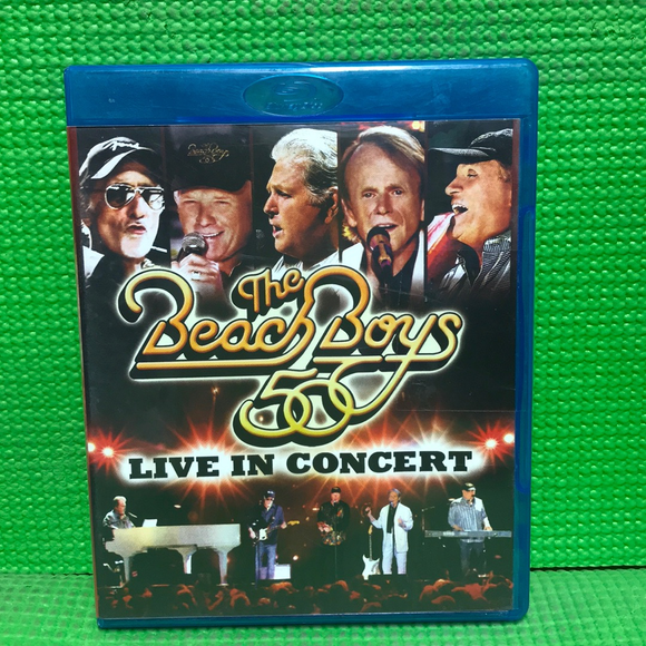 Beach Boys: Live In Concert: 50th Anniversary Tour - Blu-ray Music 2012 NR | Disc Plus