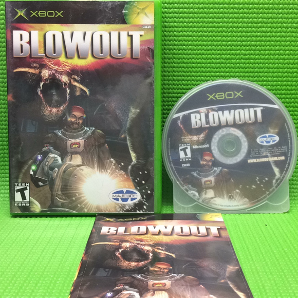 Blowout - Microsoft Xbox | Disc Plus
