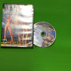 Outlaw Volleyball - Microsoft Xbox | Disc Plus