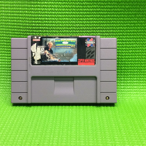 Jimmy Houston's Bass Tournament U.S.A. - Nintendo SNES Super | Cartridge Only