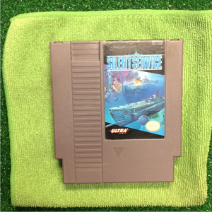 Silent Service - Nintendo NES | Cartridge Only