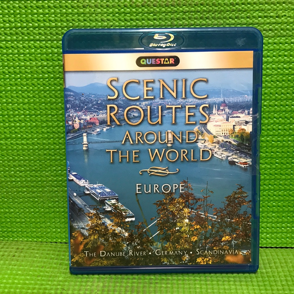 Scenic Routes Around The World: Europe - Blu-ray Special Interest UNK NR | Disc Plus
