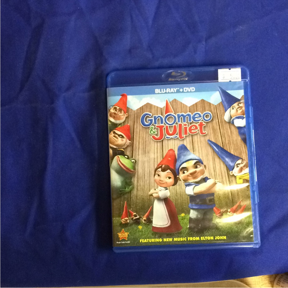 Gnomeo & Juliet - Blu-ray Animation 2011 G | Disc Plus