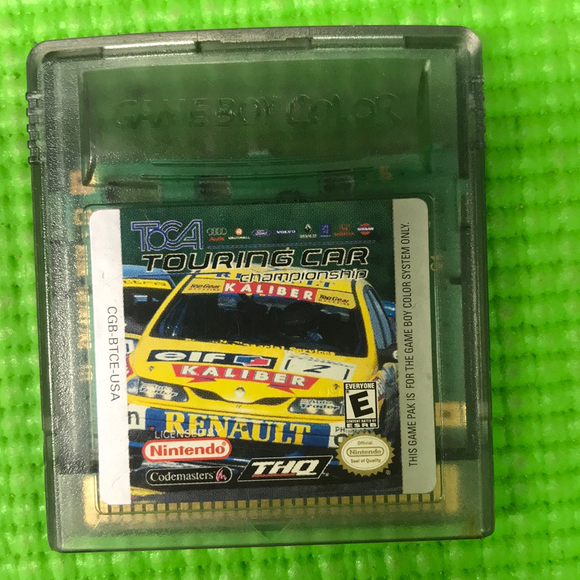 TOCA Touring Car Championship - Nintendo Gameboy Color | Cartridge Only