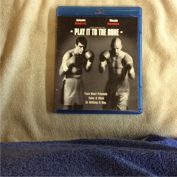 Play It To The Bone - Blu-ray Drama 1999 R | Disc Plus
