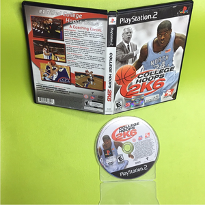 College Hoops 2K6 - Sony PS2 Playstation 2 | Disc Plus